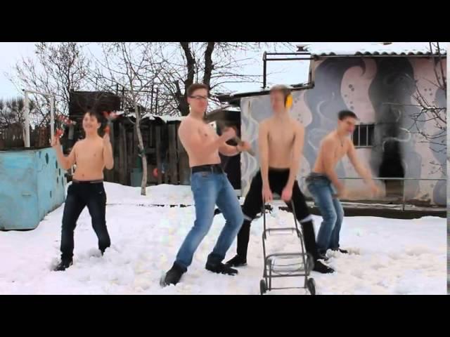 TBFFV production - Пародия на клип Benny Benassi -- Satisfaction