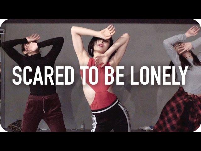 Scared To Be Lonely - Martin Garrix Dua Lipa Lia Kim Choreography