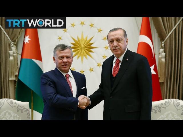 President Erdogan and King Abdullah PC 6/12/17