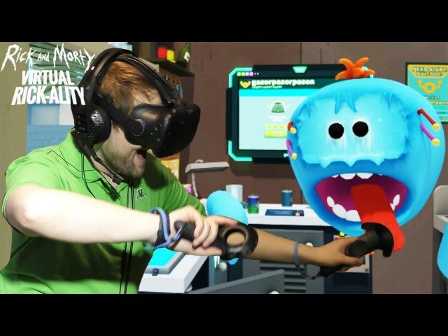 Я ВО ВСЁМ РАЗОБРАЛСЯ! ► Rick and Morty Virtual Rick-ality 2
