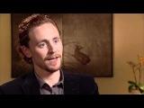 Tom Hiddleston War Horse Interview