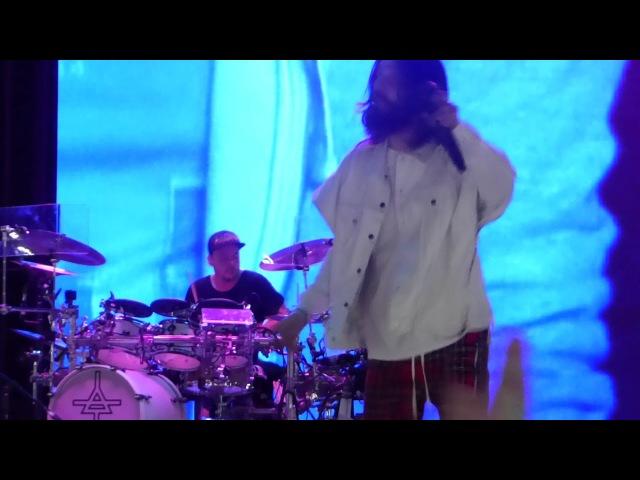 30 Seconds to Mars City of Angels Live @ Lotto Arena Antwerp Belgium 21 03 2018