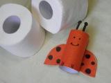 Simple crafts for kids / Простые поделки для детей из бумаги