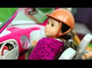 NEW DOLL RV CAMPER Takes Lori Dolls To The Best Horse Stable Ever Toy Parody Toy Review
