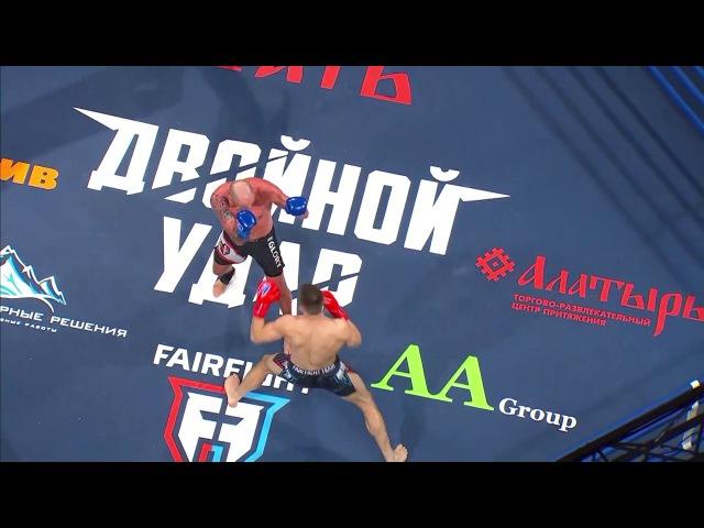 77 кг Александр Саночкин (Екатеринбург) vs Игорь Пестерев (Ижевск)