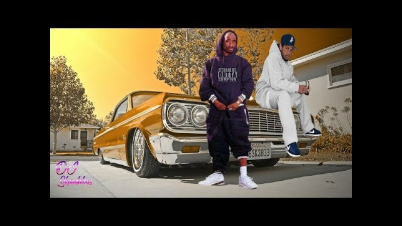 2Pac Eazy-E - No Vaseline (NEW 2018 Lowrider Music Video) [HD]