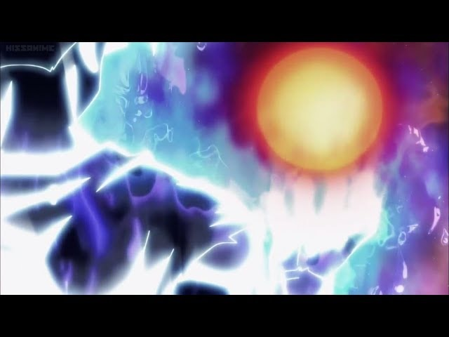 Goku Vs Jiren (Mastered Ultra Instinct)