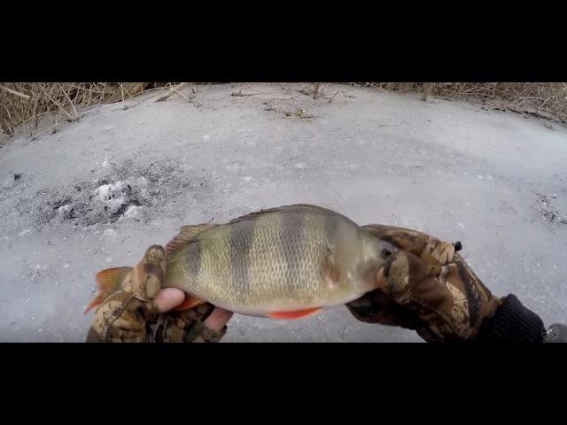 Зимняя рыбалка на окуня 20.02.2018. Термобелье с подогревом. Конкурс