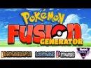 Pokémon Fusion Generator Fusões Bizarras