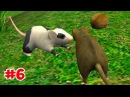 НА НАС НАПАЛИ Mouse Simulator 6 серия