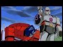 Transformers The Movie 1986 Optimus Prime VS MegatronFan dub.