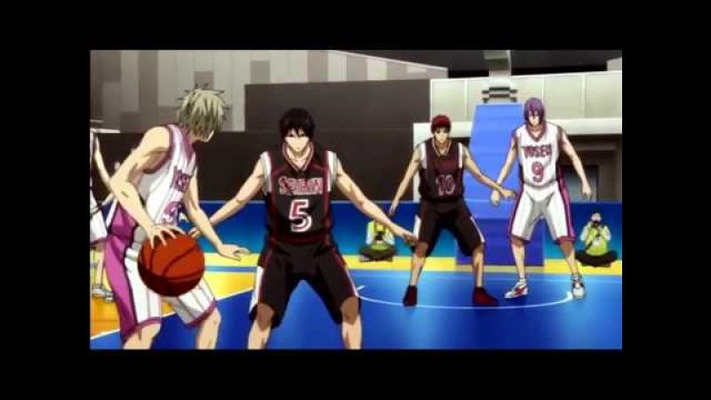 And Kagami Баскетбол Куроко