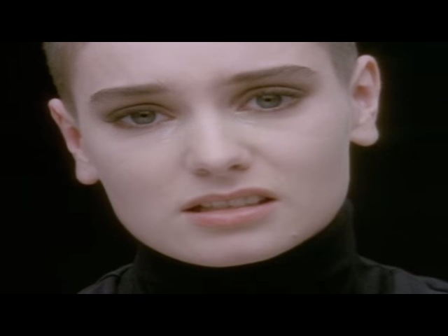 Sinéad O'Connor Nothing Compares 2U Official Video
