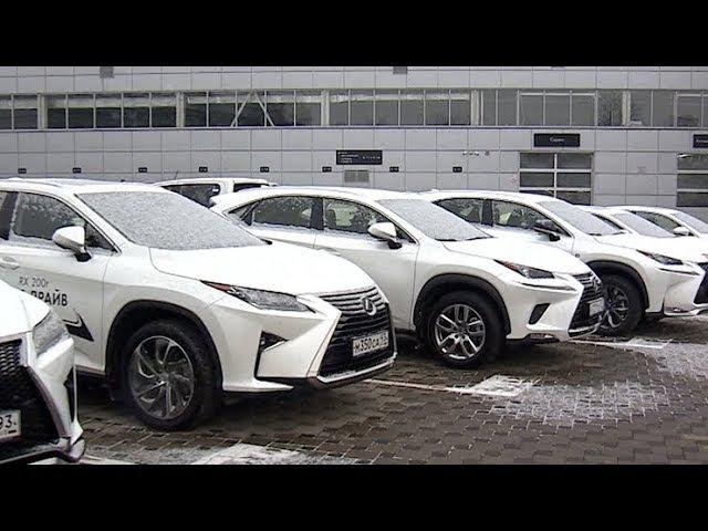 Новые подробности появились в деле об угоне автомобиля Lexus в Краснодаре