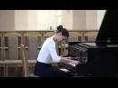 М Мошковский Этюд № 1 op 72 Варвара Левочкина