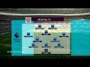Arsenal Best Line Up | Tottenham Hotspur vs Arsenal | Premier League | PES 2017 HD