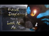 Fursuit Dance - Raze in 'Look at Me' by Troyboi