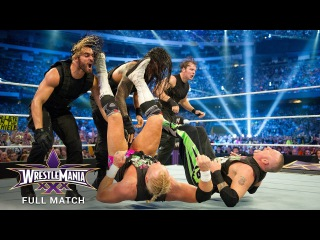 FULL MATCH - The Shield vs. Kane & The New Age Outlaws: WrestleMania 30 (WWE Network Exclusive)