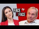 FACE 2 FACE з Тетяною Даниленко Юрй Шухевич, народний депутат Украни