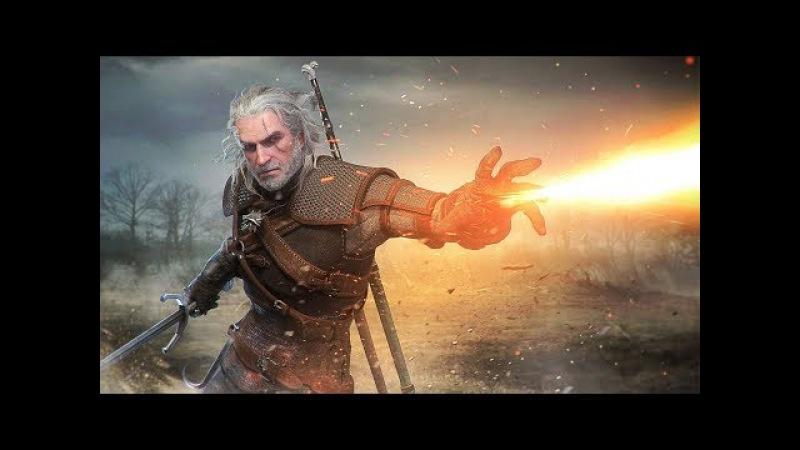 [1] Стрим Ведьмак 3: Дикая Охота - прохождение игры на русском языке