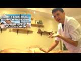 Качественный массаж в прямом эфире. Видео трансляця - тренинг массаж бедер, ягодиц, эротический массаж.