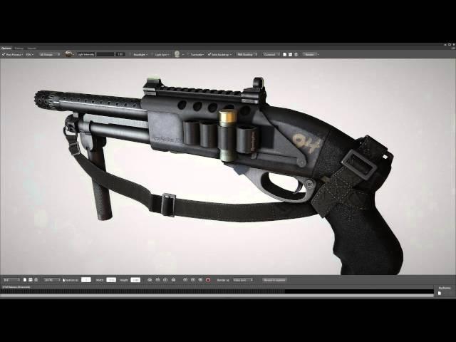 Quixel 3DO: Rendering Primer