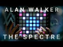 Alan Walker The Spectre Launchpad Cover UniPad Project File