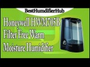 Honeywell HWM705B Filter Free Warm Moisture Humidifier Review