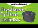 Honeywell Removable Top Fill Console Humidifier Review