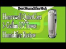 Honeywell QuietCare 3-Gallon UV Tower Humidifier Review