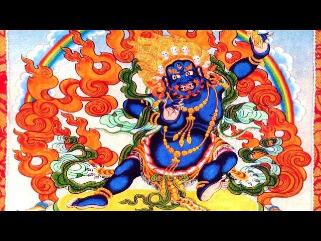 Mantra Remove Negative Energy and Banish Evil Vajrapani Bodhisattva Om Vajrapani Hum Chanting
