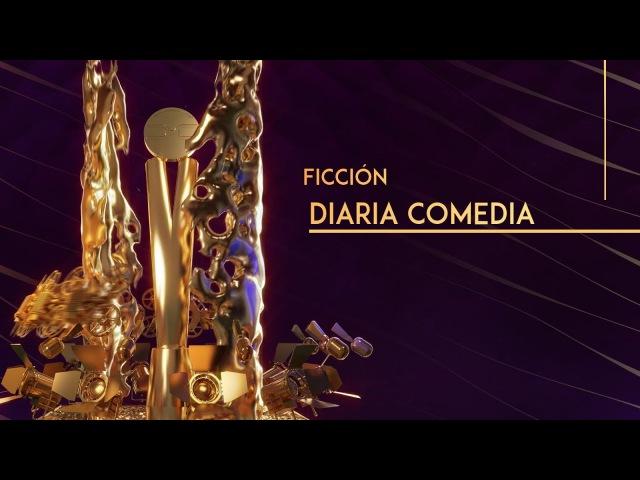 Las Estrellas Mejor Ficción Diaria Comedia - Premios Tato 2017