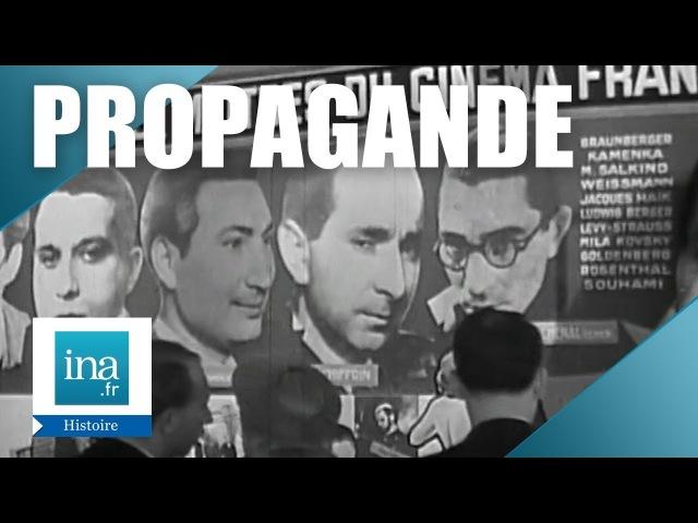 Le Juif et la France au Palais Berlitz (propagande Vichy) | Archive INA
