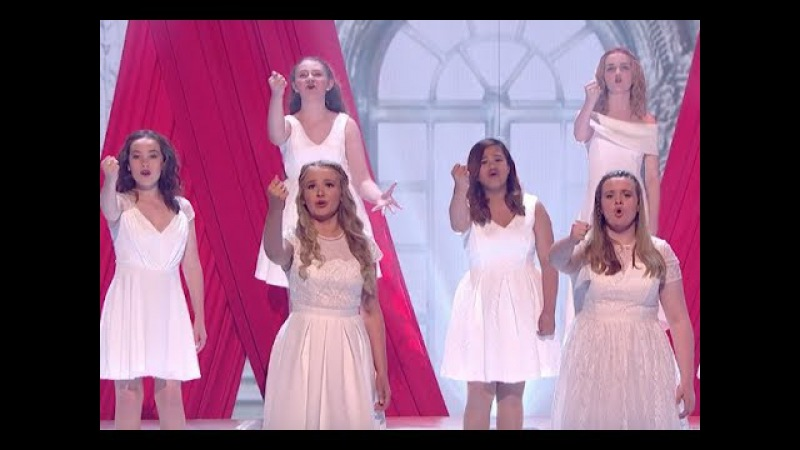 Angelic Performance by Angelicus Celtis Choir Semi Final 4 Britain's Got Talent 2017
