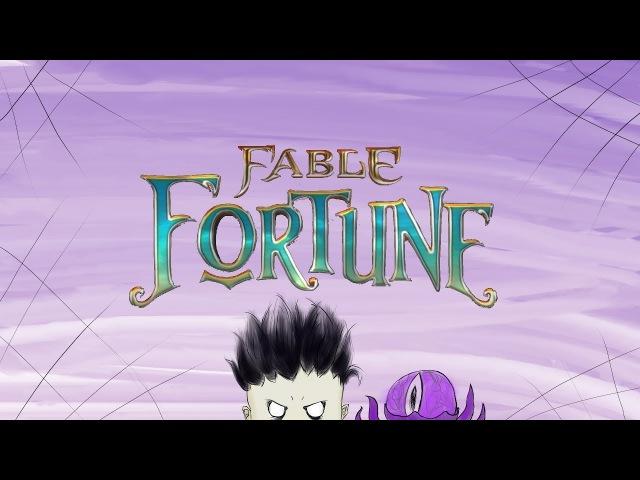 [Fable Fortune] - пиздим картонки ко-опом с Asuma228 (Stampending fans)