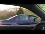 Bmw m5 e39 turbo  vs Dodge charger hellcat Rolling starrt 50 km h