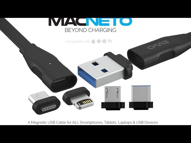 Top 5 - Best Magnetic USB Cable / Magnetic Charging cable for Laptop, Android and Iphone 01