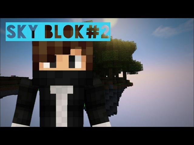 MINECRAFT |BOBER| SKY BLOCK ЧЕЛЕНДЖ 2