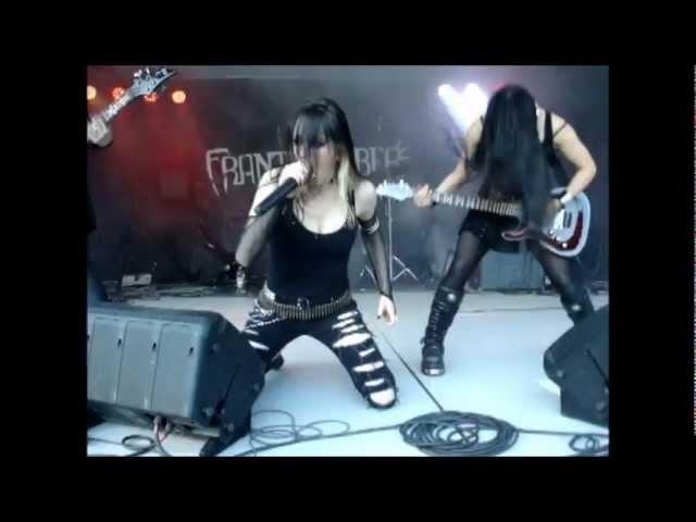 Frantic Amber - Bleeding Sanity live @ Stay awake Borås