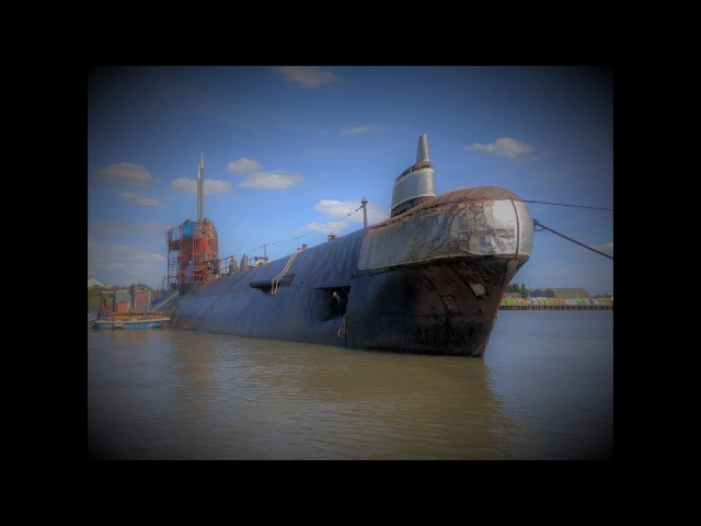 МУЗЕЙ СОВЕТСКАЯ ПОДЛОДКА (Soviet Submarine on the River Medway. Inside was a Suprise!)