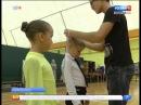 В Нижнекамске прошли соревнования по спортивным бальным танцам