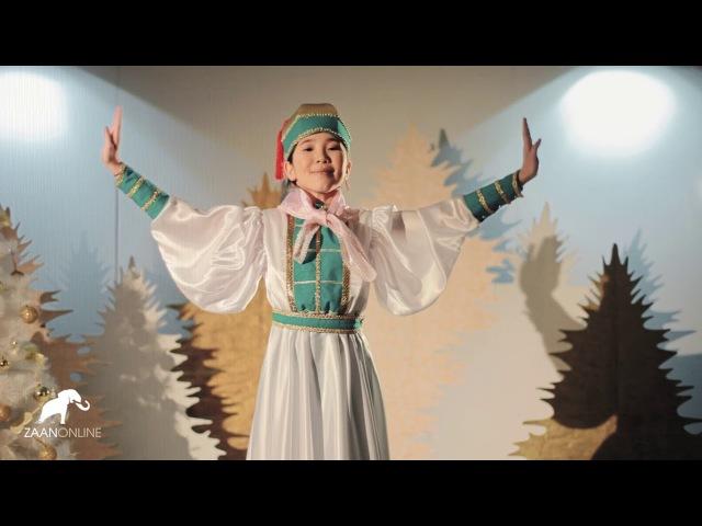 Вероника Болдырева хореографическая постановка на музыку П.О. Чонкушова