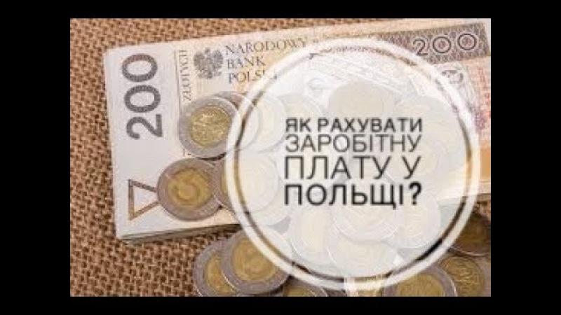 96 - Негласные правила трудоустройства в Польше | Часть 3 | Как считать свою зарплату в Польше?