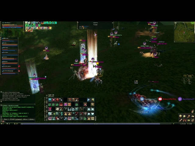Lineage 2 classic PvP от SK - server Shillien