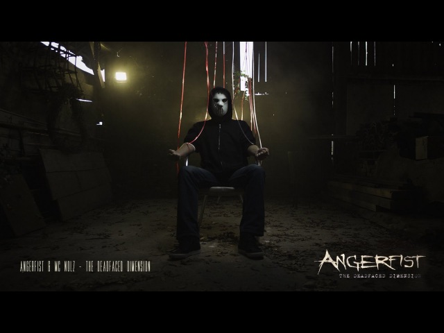 Angerfist MC Nolz - The Deadfaced Dimension (Official Music Video)