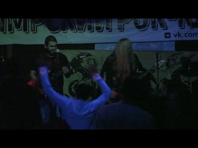 Splatterums Roots Bloody Roots Sepultura cover Live In Ludvig Kimry 14 10 2017