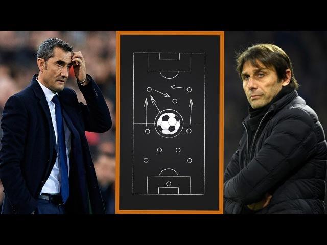 Chelsea vs Barcelona | Tactical Preview
