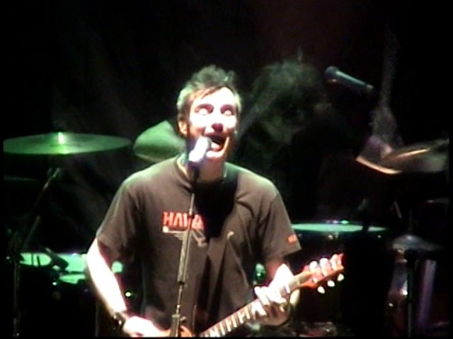 Three Days Grace Live at NIU Convocation Center, Dekalb, IL Feb. 8 2004