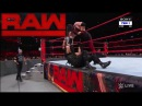 WWE Raw 30th October 2017 Highlights : Kane vs Seth Rollins Full Match