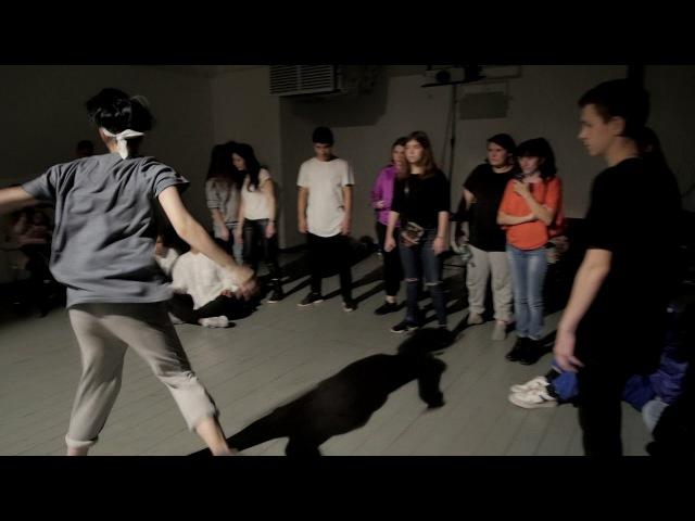 Liza GOLD vs. Dolg-OFF   ELECTRO PRO - 1/8  